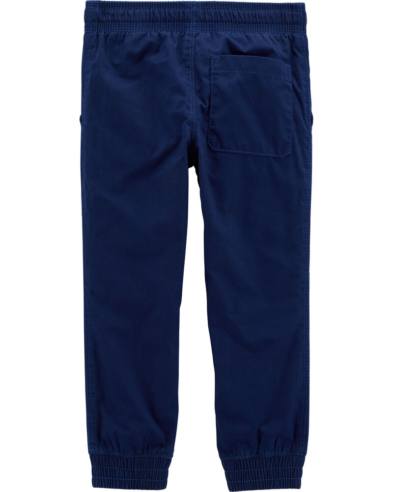 Everyday Pull-On Pants, , hi-res