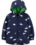 Dinosaur Color-Changing Raincoat, , hi-res