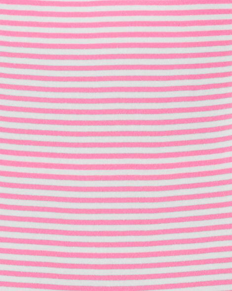 2-Pack Hearts & Striped Jersey Dresses