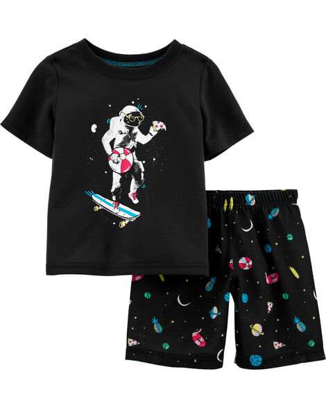 Glow-in-the-Dark Astronaut PJs