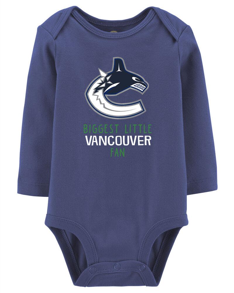 NHL Vancouver Canucks Bodysuit, , hi-res