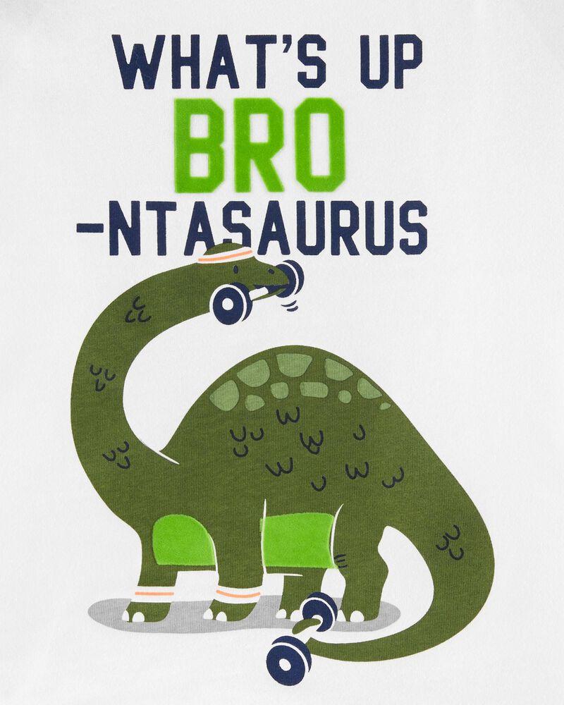Bro Dinosaur Raglan Jersey Tee, , hi-res
