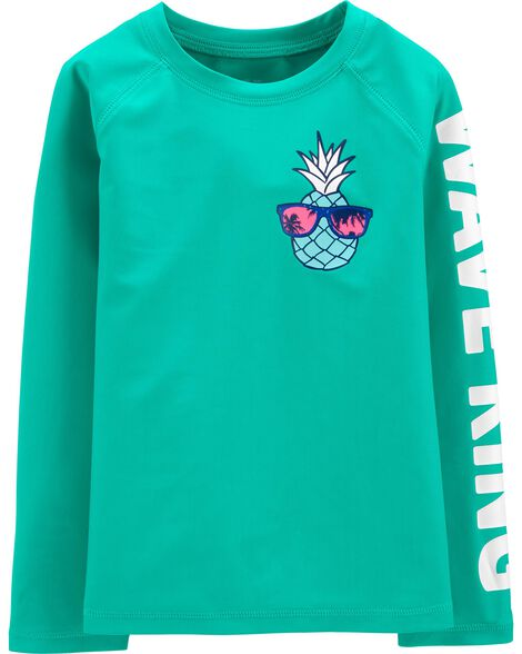 Wave King Rashguard