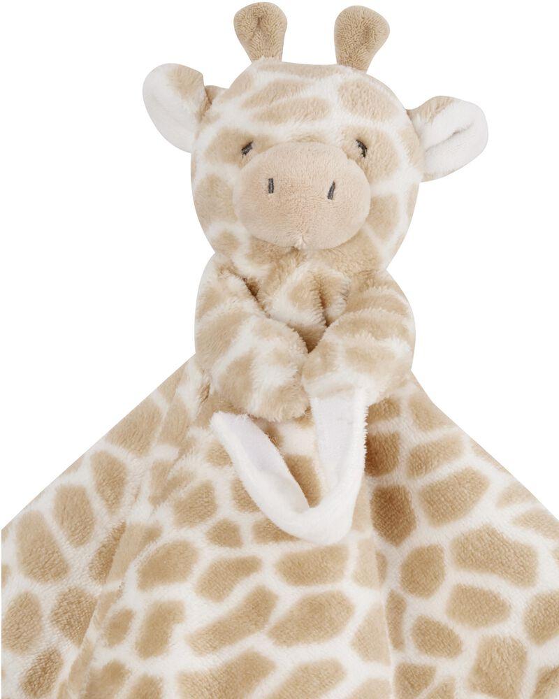 Giraffe Security Blanket, , hi-res