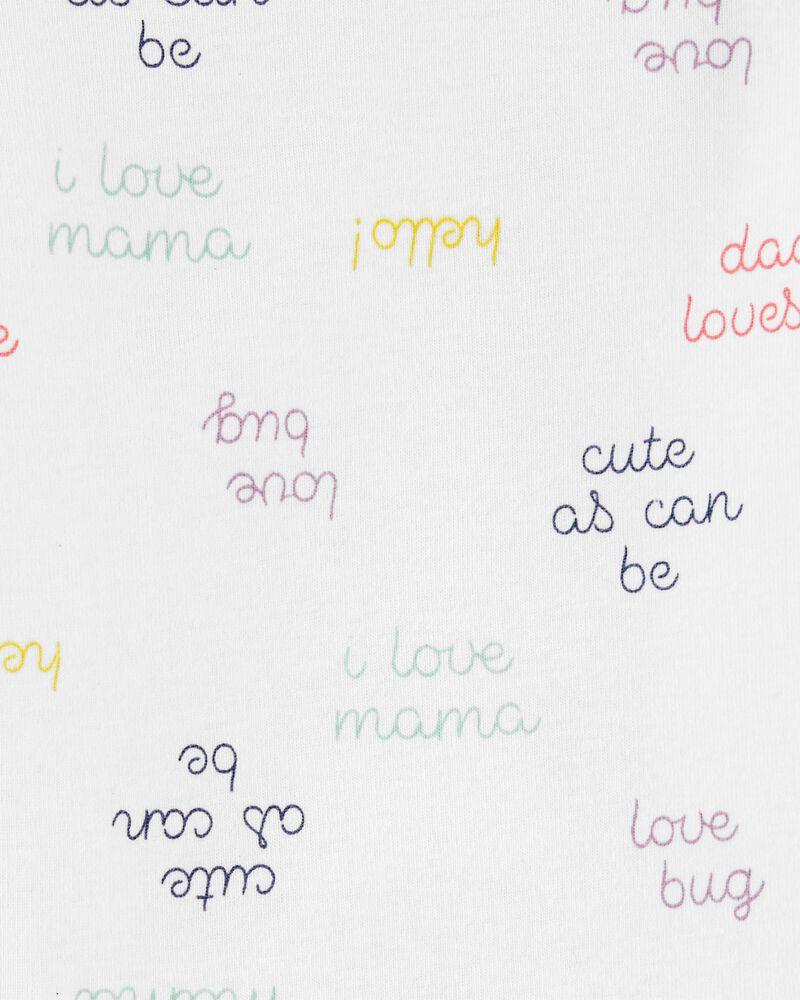 Love Mama Original Bodysuit, , hi-res
