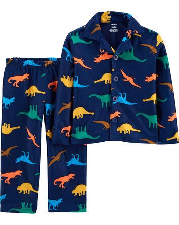 Pyjama 2 pièces à dinosaure