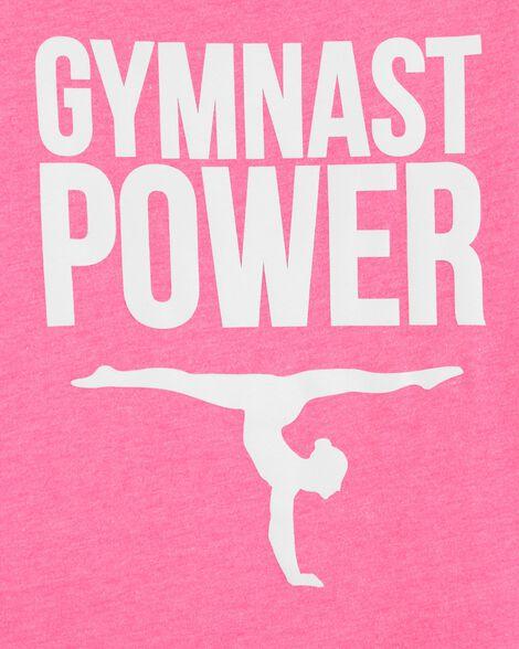 OshKosh Originals Gymnast Graphic Tee