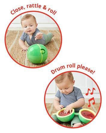 Farmstand Rattle Melon Drum