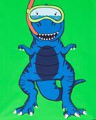 Colour Changing Dinosaur Rashguard Set, , hi-res