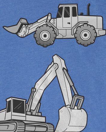 Construction Jersey Tee