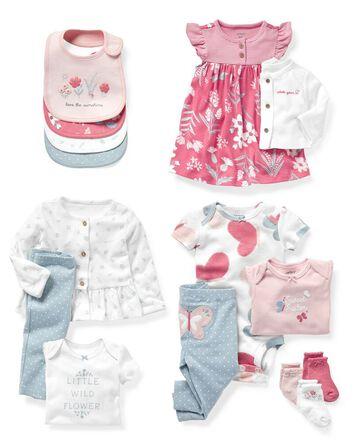 15-Pack Baby Bundle