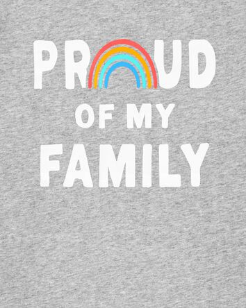 T-shirt en jersey Family Pride