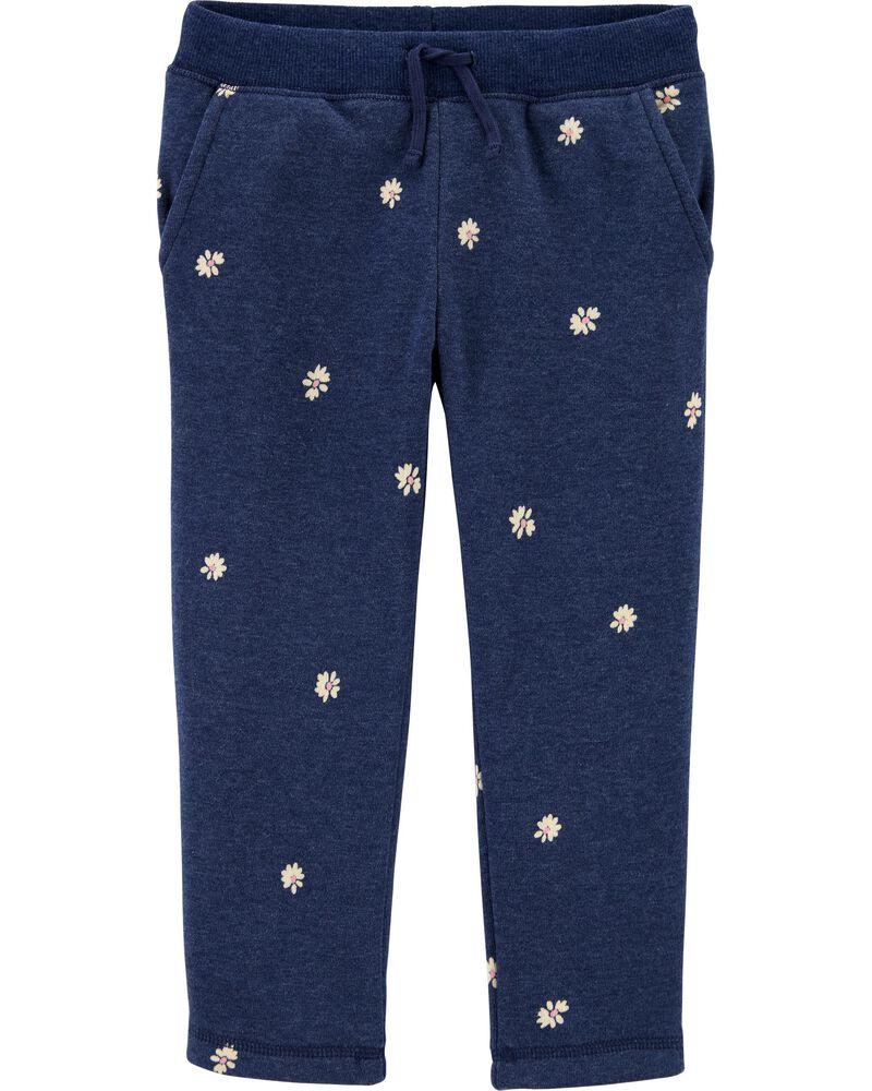 Daisy Logo Fleece Pants, , hi-res