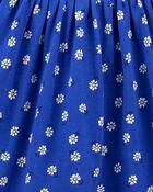 2-Piece Floral Dress & Legging Set, , hi-res
