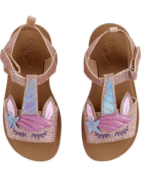 Sandales licorne scintillante Oshkosh