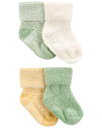 Emballage de 4 paires de chaussons...