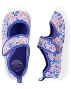 Chaussures d'eau fleuries, , hi-res