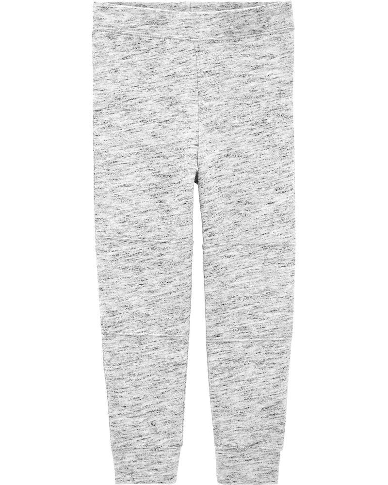 Pull-On Slub Jersey Pants, , hi-res