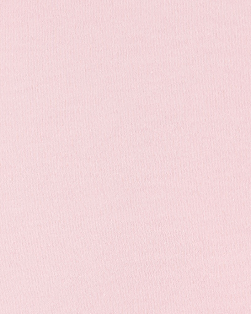 2-Piece Bunny Peplum Tee & Polka Dot Legging Set, , hi-res