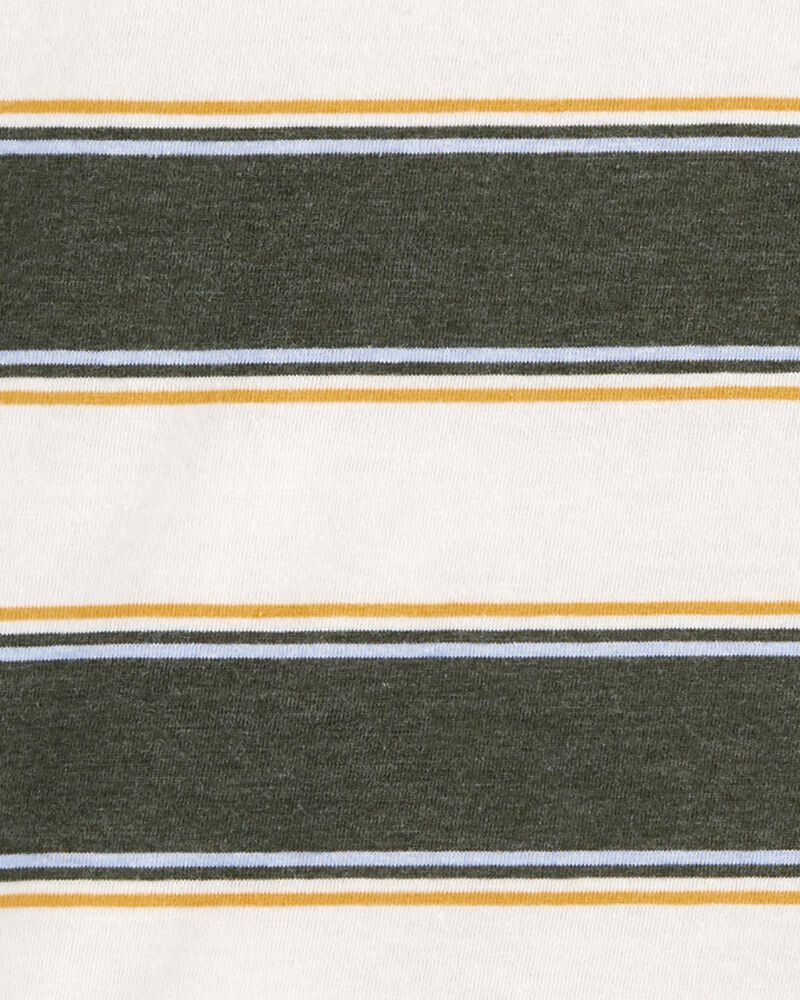 Striped Pocket Tee, , hi-res