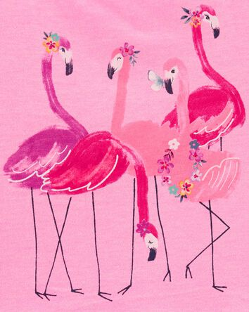 Flamingo Jersey Tank