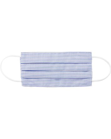 Striped Face Mask