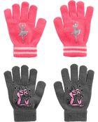 Emballage de 2 paires de gants à paume agrippante danse Kombi, , hi-res