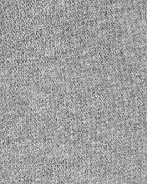 Kangourou doublé de molleton à glissière