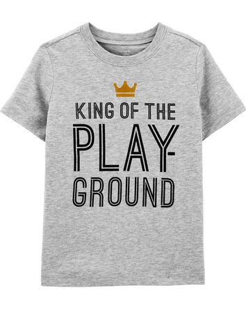T-shirt en jersey pour le terrain d...