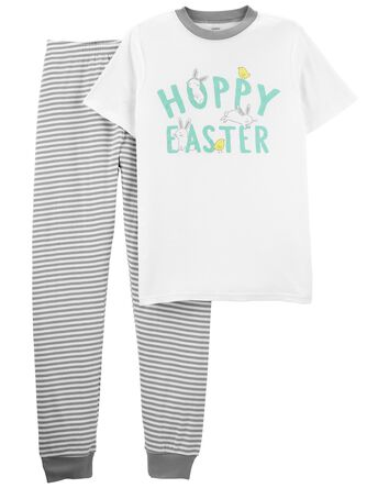 2-Piece Adult Easter 100% Snug Fit...