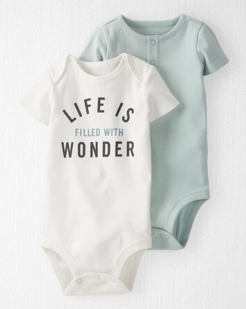 2-Pack Organic Cotton Wonderful Lif...
