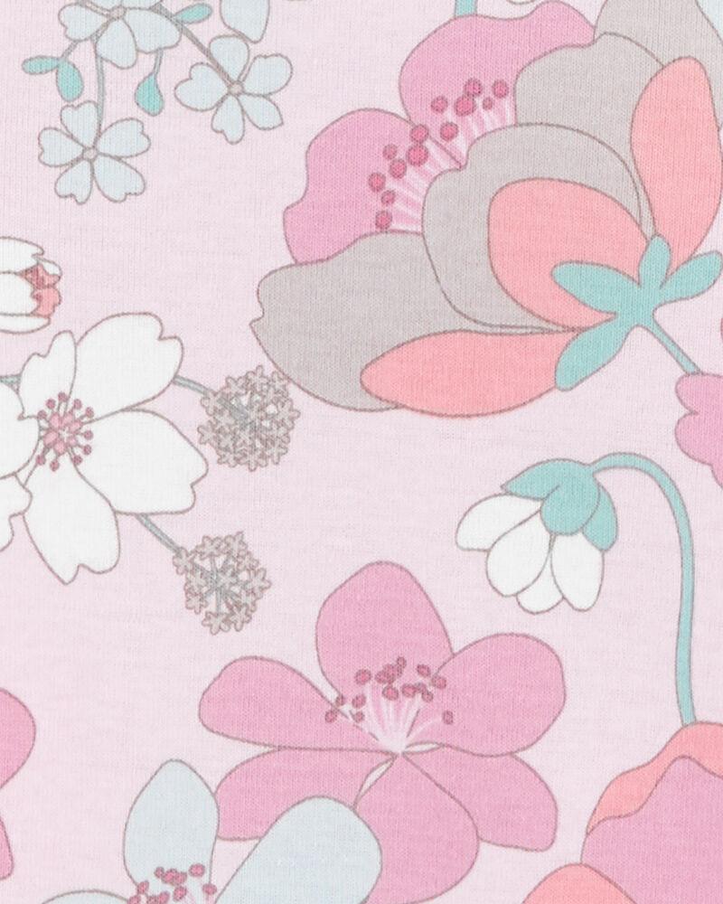 5-Pack Floral Original Bodysuits, , hi-res