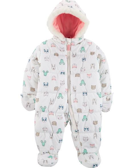 Infant Snowsuit Carter S Oshkosh Canada