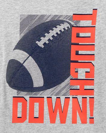 T-shirt en jersey à motif football