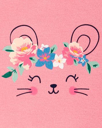 2-Piece Floral Mouse Bodysuit Pant...