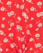 Daisy Tie-Front Top, , hi-res