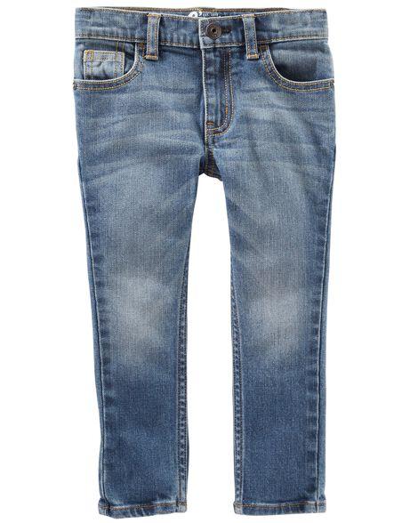 Skinny Jeans - Indigo Bright Wash