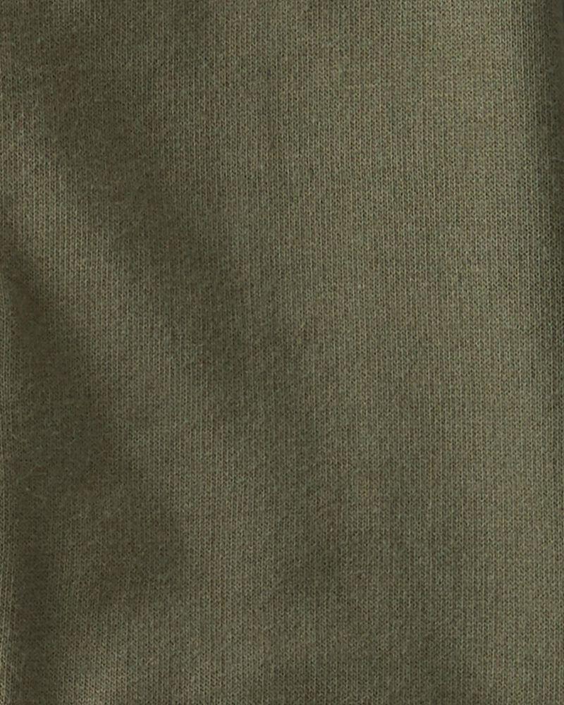 Combinaison en jersey bouclette biologique, , hi-res