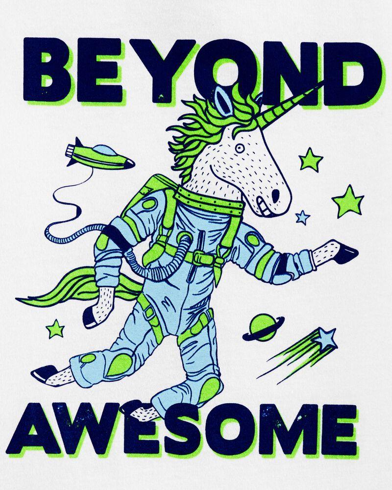 T-shirt en jersey Beyond Awesome, , hi-res