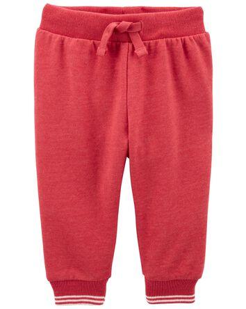 Pantalon d'entraînement en tricot d...