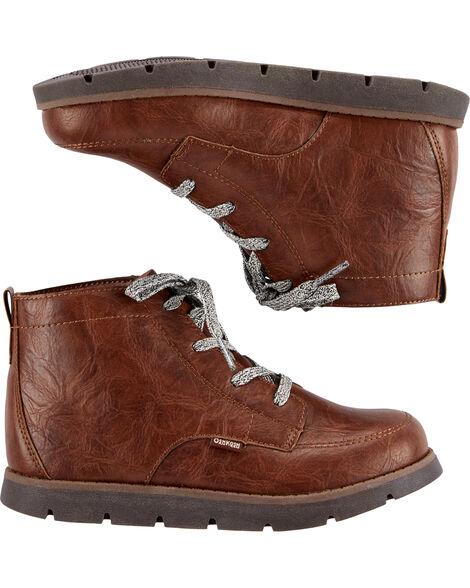 Brown Dress Boots