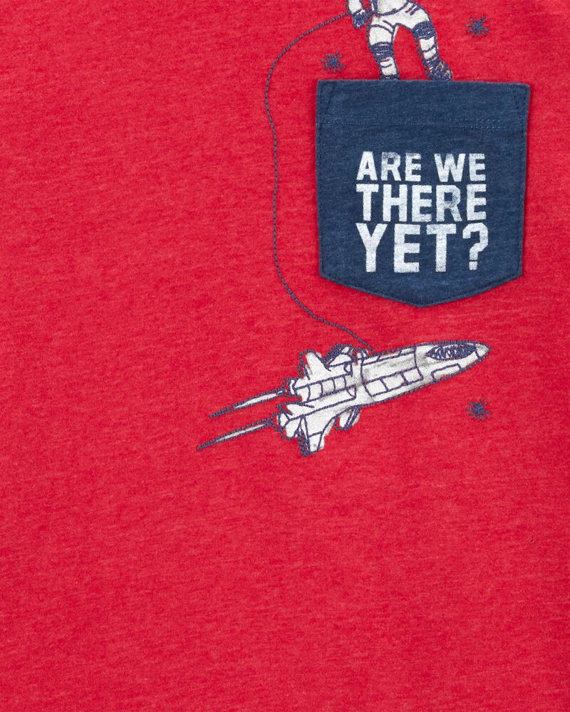 Astronaut Pocket Tee, , hi-res