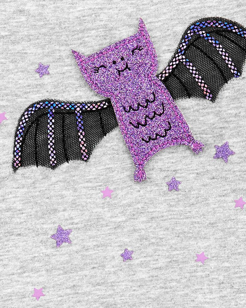Halloween Bat Jersey Dress, , hi-res