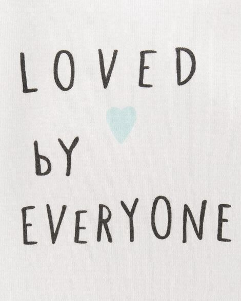 Loved By Everyone Collectible Bodysuit