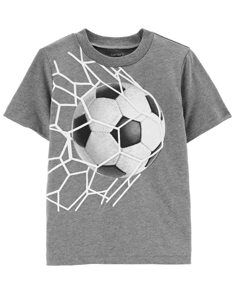 T-shirt en jersey soccer, , hi-res