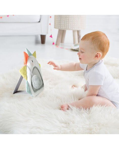Silver Lining Cloud Baby Activity Mirror