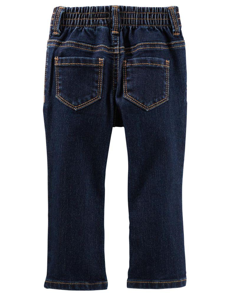 Skinny Bootcut Jeans - Heritage Rinse Wash, , hi-res