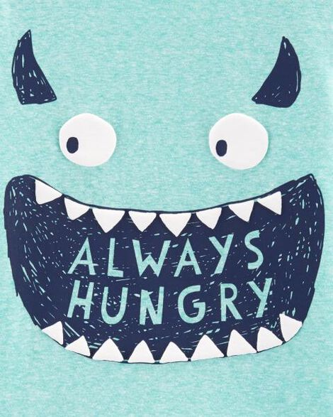 Always Hungry Monster Tee