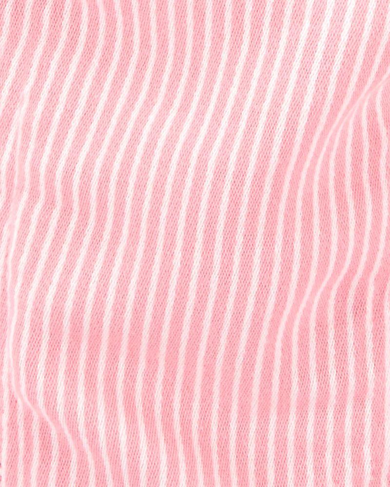 Salopette extensible à rayures hickory, , hi-res