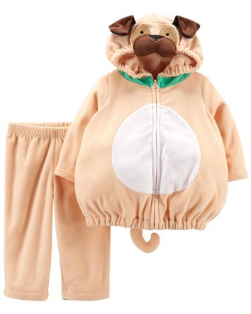 Costume d'Halloween petit carlin